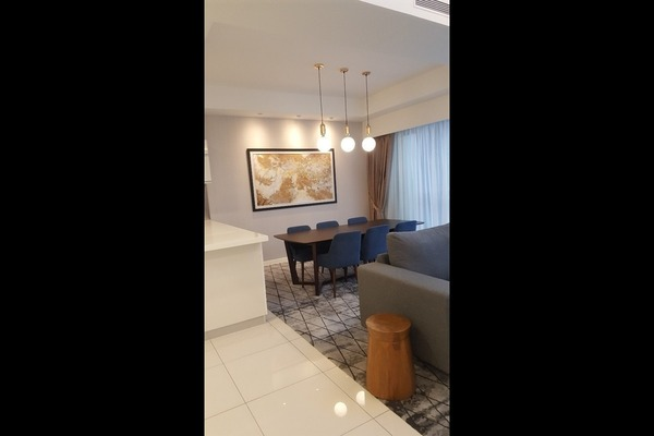 Duplex For Rent in M City, Ampang Hilir Freehold Fully Furnished 2R/2B 3.5k