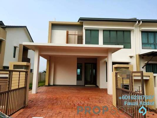 Semi-Detached For Sale in S2 Heights, Seremban 2 Freehold Unfurnished 5R/5B 819k