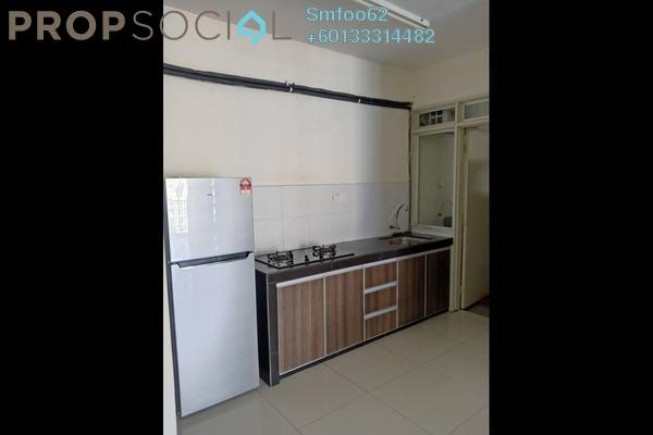 Condominium For Rent in Platinum Lake PV16, Setapak Freehold Semi Furnished 4R/2B 1.75k