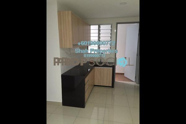 Condominium For Sale in Suasana Lumayan, Bandar Sri Permaisuri Leasehold Semi Furnished 4R/2B 475k