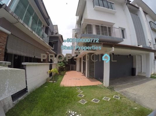 Semi-Detached For Rent in Laman Residen, Jalan Ipoh Freehold Semi Furnished 5R/4B 2.5k