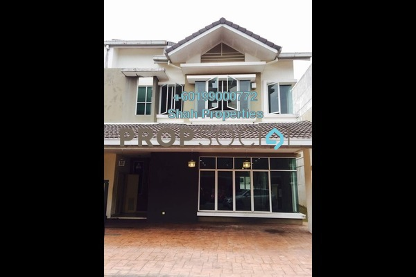 Bungalow For Sale in Kemuning Residence, Kota Kemuning Freehold Semi Furnished 4R/4B 1.5m