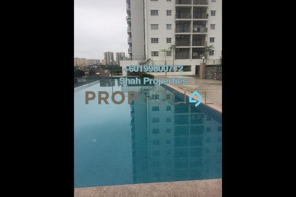 Condominium For Rent in Suria Jelatek Residence, Ampang Hilir Freehold Semi Furnished 3R/2B 1.8k