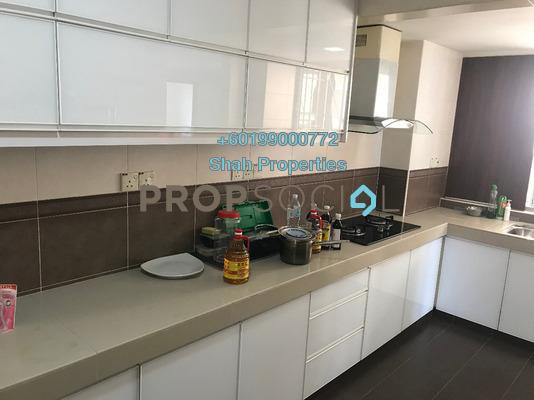 Condominium For Rent in Sri Jati I, Old Klang Road Freehold Semi Furnished 3R/2B 1.5k