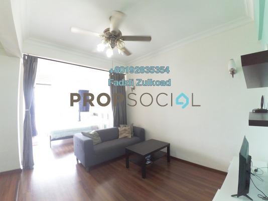 SoHo/Studio For Rent in Casa Mutiara, Pudu Freehold Fully Furnished 0R/1B 1.5k