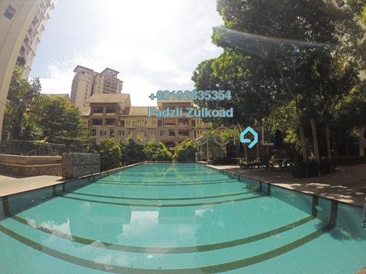 Condominium For Rent in Seri Maya, Setiawangsa Freehold Fully Furnished 3R/2B 1.8k