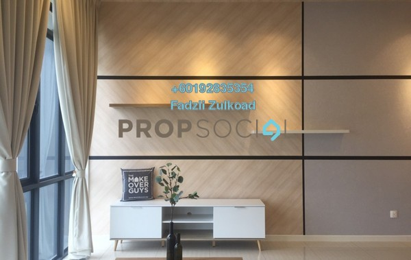Condominium For Rent in Inwood Residences, Pantai Freehold Fully Furnished 3R/2B 4k