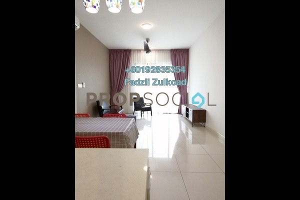 Serviced Residence For Rent in V Residence 2 @ Sunway Velocity, Cheras Freehold Fully Furnished 2R/2B 3.5k