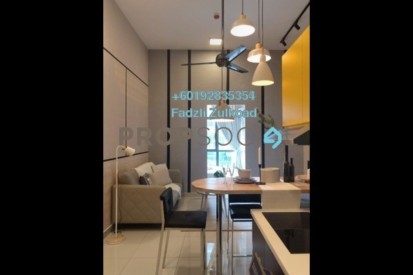 Serviced Residence For Rent in Liberty Arc @ Ampang Ukay, Ukay Freehold Fully Furnished 1R/1B 1.3k