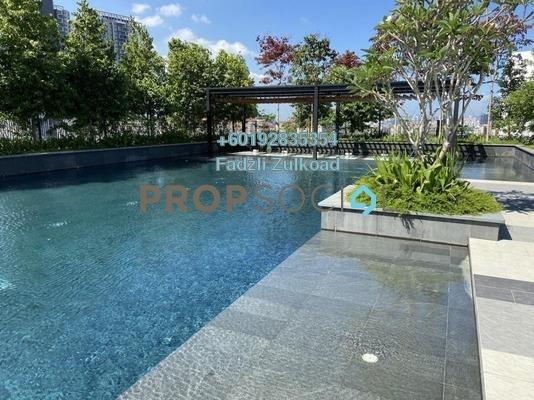 Condominium For Rent in Lexa Residence @ The Quartz, Wangsa Maju Freehold Unfurnished 3R/2B 1.8k