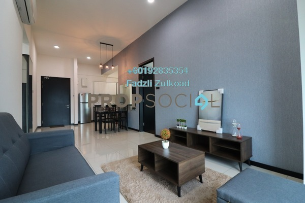 Serviced Residence For Rent in OPUS @ KL, Kuala Lumpur Freehold Fully Furnished 3R/2B 5.7k