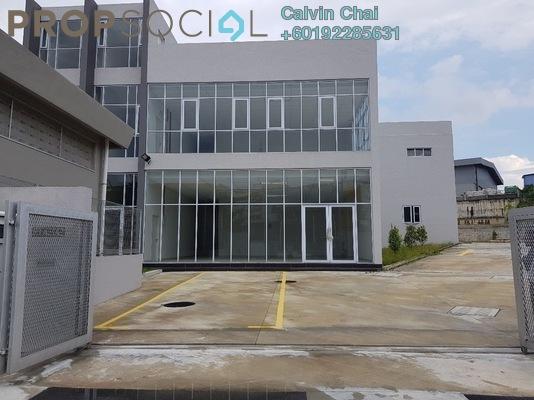 Factory For Rent in Kajang Industrial Park, Kajang Freehold Unfurnished 0R/0B 12k
