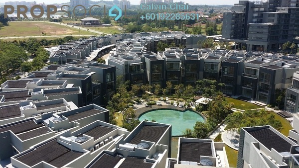 Villa For Sale in Mirage By The Lake, Cyberjaya Freehold Semi Furnished 4R/5B 2.4m