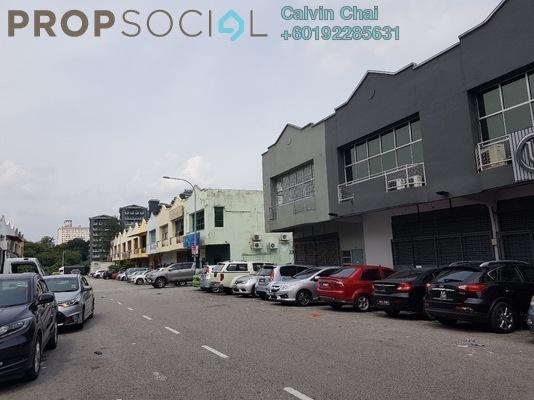 Factory For Sale in Taman Perindustrian Bukit Serdang, Seri Kembangan Freehold Semi Furnished 0R/0B 1.65m
