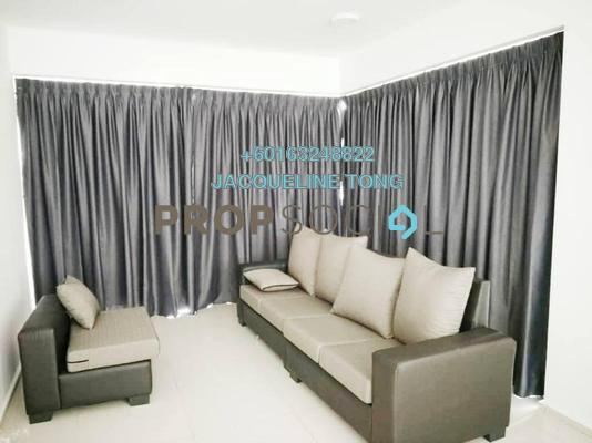 Serviced Residence For Rent in EkoCheras, Cheras Freehold Fully Furnished 2R/1B 3k