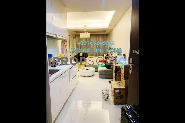 Serviced Residence For Sale in Chelsea, Sri Hartamas Freehold Fully Furnished 0R/1B 420k