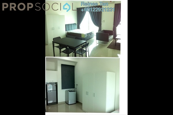 Condominium For Rent in CyberSquare, Cyberjaya Freehold Fully Furnished 0R/1B 1.2k