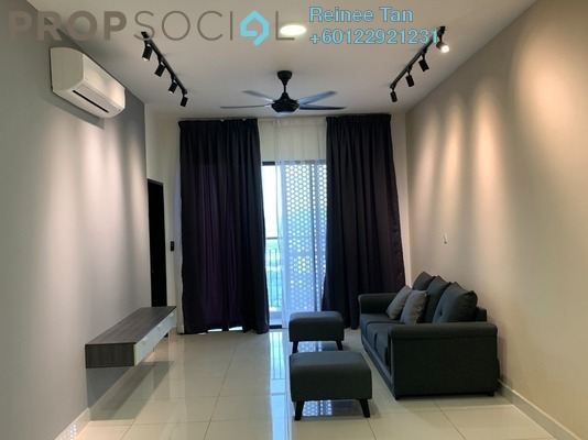 Condominium For Rent in The Havre, Bukit Jalil Freehold Fully Furnished 3R/3B 550translationmissing:en.pricing.unit