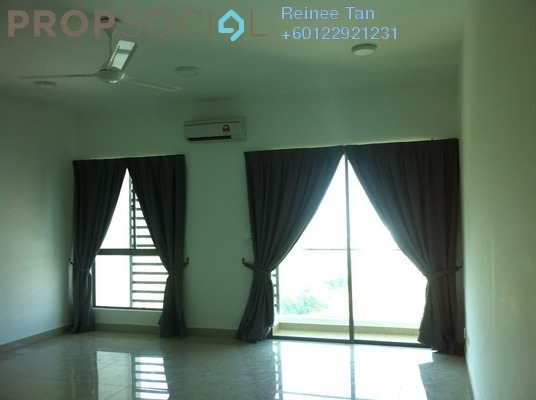 Condominium For Rent in CyberSquare, Cyberjaya Freehold Unfurnished 0R/1B 900translationmissing:en.pricing.unit