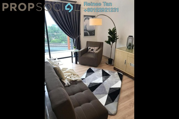 Duplex For Rent in Emporis, Kota Damansara Freehold Fully Furnished 0R/2B 1.6k