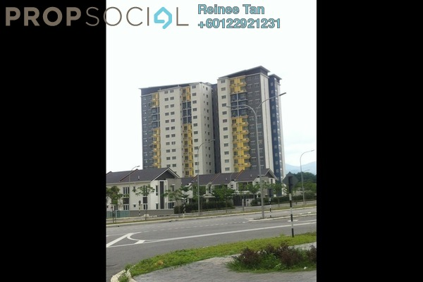 Apartment For Rent in Tiara South, Semenyih Freehold Semi Furnished 3R/2B 700translationmissing:en.pricing.unit