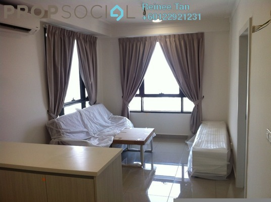Condominium For Rent in Solstice @ Pan'gaea, Cyberjaya Freehold Fully Furnished 1R/1B 1.3k