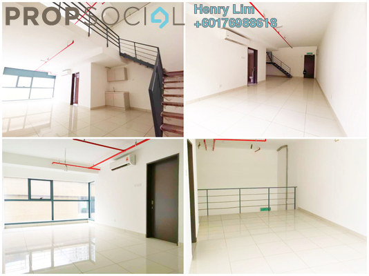 Office For Rent in 3 Towers, Ampang Hilir Freehold Unfurnished 0R/2B 2.5k