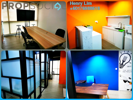Office For Rent in Sunway Velocity Designer Office, Cheras Freehold Fully Furnished 0R/0B 2.8k