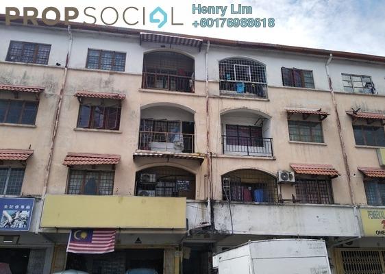 Office For Sale in Pandan Jaya, Pandan Indah Freehold Unfurnished 0R/0B 225k