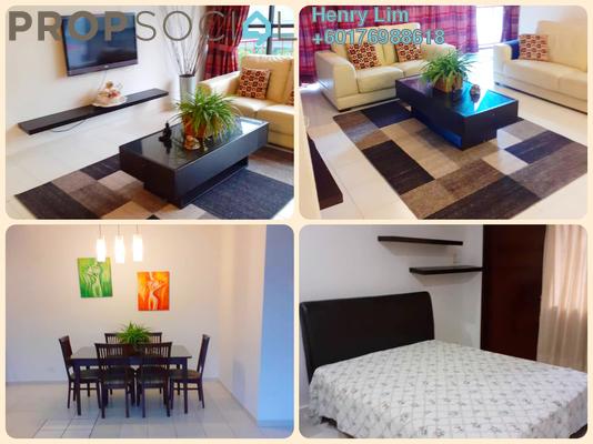 Condominium For Sale in Bangsar Puteri, Bangsar Freehold Fully Furnished 2R/2B 860k