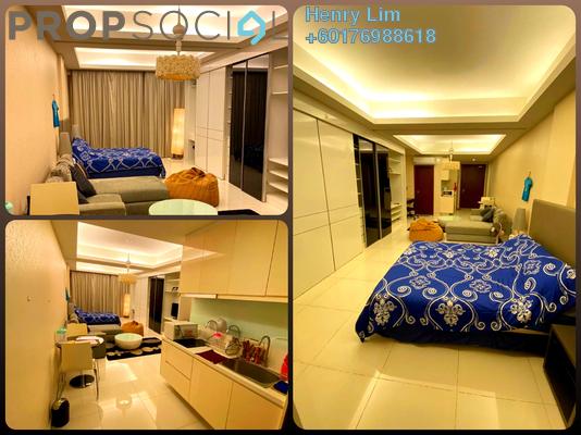 SoHo/Studio For Sale in Plaza Damas 3, Sri Hartamas Freehold Fully Furnished 0R/1B 440k