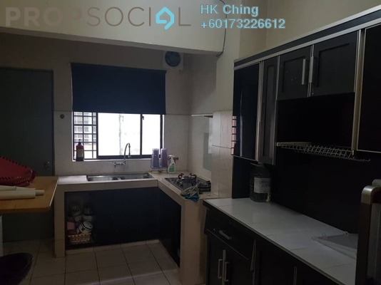 Terrace For Rent in Bandar Puchong Jaya, Puchong Freehold Fully Furnished 3R/2B 1.6k