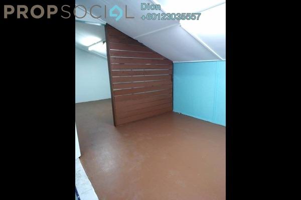 Terrace For Sale in Kepong Baru, Kepong Freehold Semi Furnished 4R/3B 638k