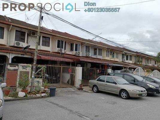 Terrace For Sale in Taman Sri Sinar, Segambut Freehold Semi Furnished 3R/3B 638k