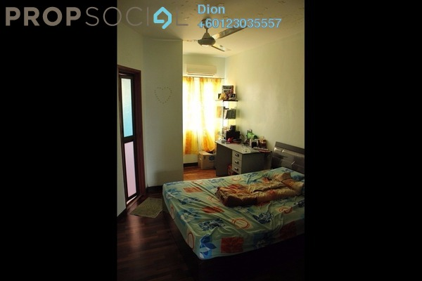 Terrace For Sale in Taman Megah, Kepong Freehold Semi Furnished 6R/7B 1.07m