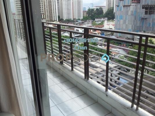 Condominium For Rent in 38 Bidara, Bukit Ceylon Freehold Fully Furnished 2R/2B 2.5k