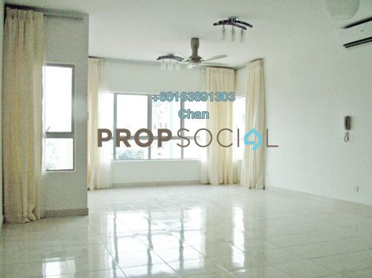 Condominium For Rent in Viva Residency, Sentul Freehold Semi Furnished 3R/2B 2.4k