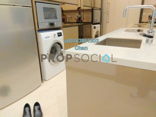 Condominium For Rent in Dorsett Residences, Bukit Bintang Freehold Fully Furnished 2R/2B 5.3k