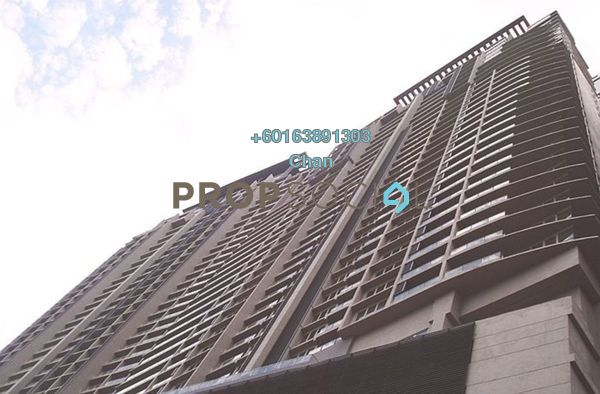 Condominium For Sale in myHabitat, KLCC Freehold Fully Furnished 2R/1B 1.1m