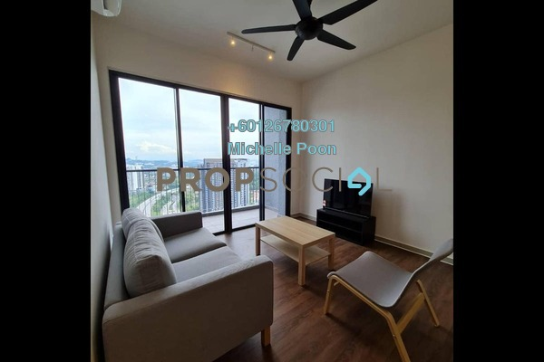 Condominium For Rent in Nidoz Residences, Desa Petaling Freehold Fully Furnished 4R/2B 2.6k