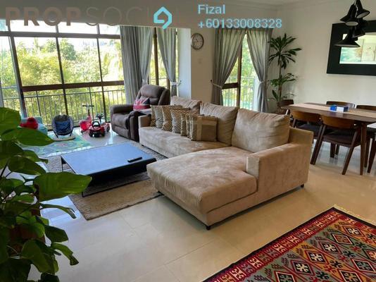 Condominium For Sale in Ukay Bayu, Ukay Freehold Semi Furnished 3R/3B 725k