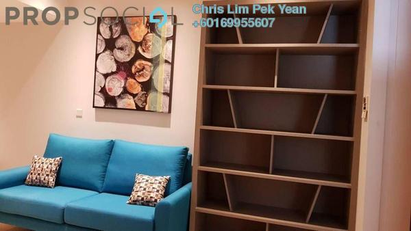 Condominium For Rent in D'Majestic, Pudu Freehold Fully Furnished 1R/1B 2.3k