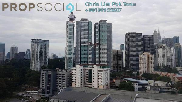 Condominium For Rent in The Robertson, Pudu Freehold Fully Furnished 1R/1B 2.8k