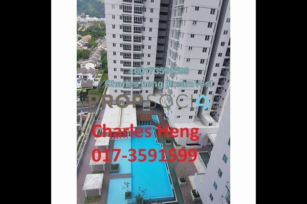 Condominium For Rent in Maxim Residences, Cheras Freehold Unfurnished 1R/1B 900translationmissing:en.pricing.unit