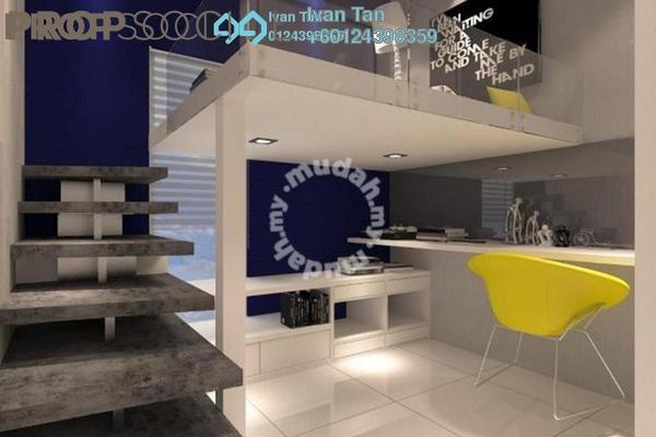 Condominium For Sale in Edgecumbe Court, Pulau Tikus Freehold Semi Furnished 4R/3B 799k