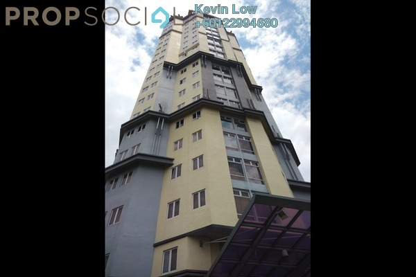 Office For Sale in D-Villa Residence, Ampang Hilir Freehold Semi Furnished 0R/0B 350k