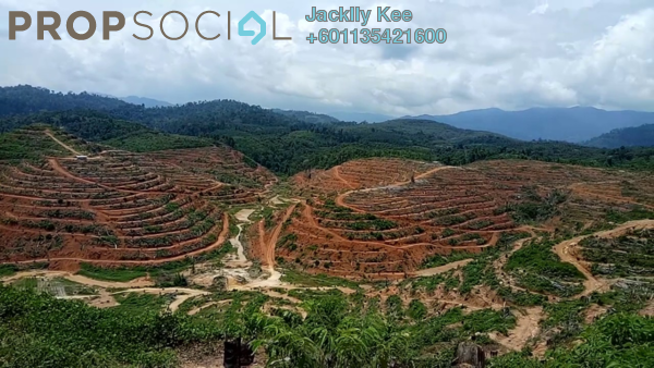Land For Sale in Taman Mentari, Raub Freehold Fully Furnished 0R/0B 150k