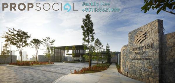 Condominium For Sale in Emerald Hills, Alam Damai Freehold Semi Furnished 3R/2B 650k
