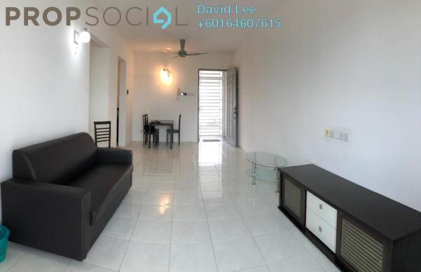 Condominium For Rent in The Spring, Jelutong Freehold Fully Furnished 3R/2B 1.65k