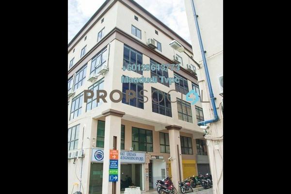 Office For Sale in Taman Dato Ahmad Razali, Ampang Leasehold Semi Furnished 0R/2B 500k